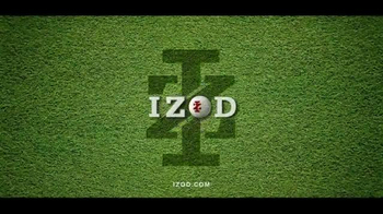 Izod Golf TV Spot - Thumbnail 10