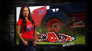 Bad Boy Mowers TV Spot, 'With Attitude'