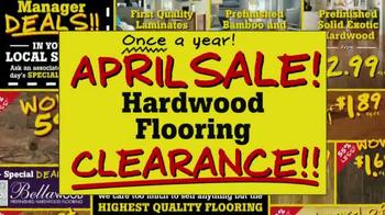 Lumber Liquidators April Sale TV Spot, 'Historic Deals' - Thumbnail 3