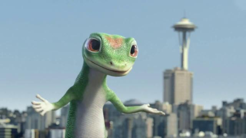 GEICO TV Commercial, 'The Gecko's Journey: Seattle' - iSpot.tv