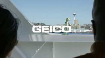 GEICO TV Spot, 'The Gecko's Journey: Seattle' - Thumbnail 9