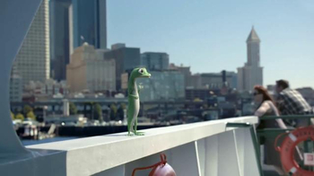 GEICO TV Spot, 'The Gecko's Journey: Seattle' - Thumbnail 2