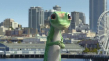 GEICO TV Spot, 'The Gecko's Journey: Seattle' - Thumbnail 3