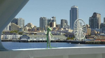 GEICO TV Spot, 'The Gecko's Journey: Seattle' - Thumbnail 4