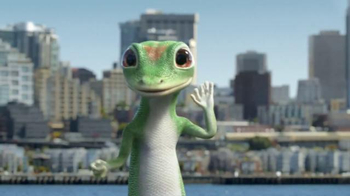 GEICO TV Spot, 'The Gecko's Journey: Seattle' - Thumbnail 5