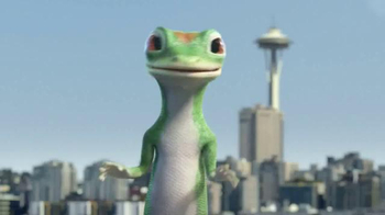 GEICO TV Spot, 'The Gecko's Journey: Seattle' - Thumbnail 6