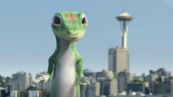 GEICO TV Spot, 'The Gecko's Journey: Seattle' - Thumbnail 7
