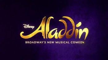Disney Live Productions Aladdin TV Spot, 'On Broadway'
