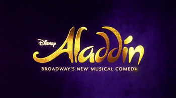 Disney Live Productions Aladdin TV Spot, 'On Broadway'