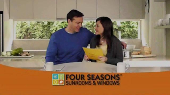 Four Seasons Sunrooms TV Spot, 'Again and Again' - Thumbnail 1