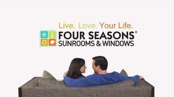 Four Seasons Sunrooms TV Spot, 'Again and Again' - Thumbnail 10