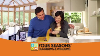 Four Seasons Sunrooms TV Spot, 'Again and Again' - Thumbnail 2