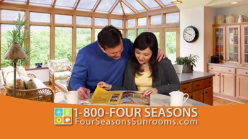 Four Seasons Sunrooms TV Spot, 'Again and Again'