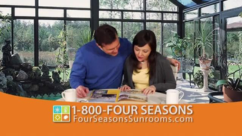 Four Seasons Sunrooms TV Spot, 'Again and Again' - Thumbnail 4