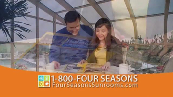 Four Seasons Sunrooms TV Spot, 'Again and Again' - Thumbnail 5