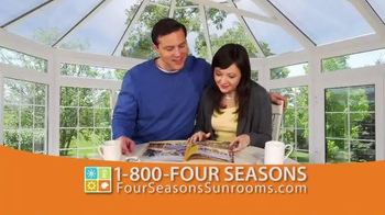 Four Seasons Sunrooms TV Spot, 'Again and Again' - Thumbnail 6