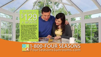 Four Seasons Sunrooms TV Spot, 'Again and Again' - Thumbnail 7