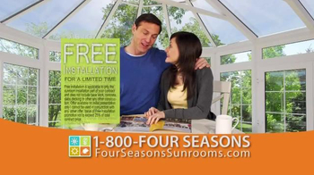 Four Seasons Sunrooms TV Spot, 'Again and Again' - Thumbnail 8