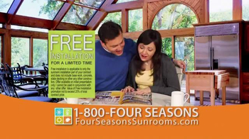 Four Seasons Sunrooms TV Spot, 'Again and Again' - Thumbnail 9