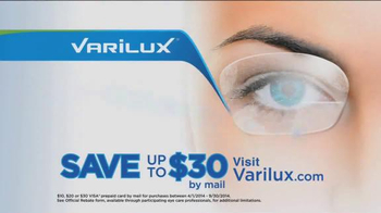 Varilux TV Spot, 'See The Difference' - Thumbnail 8