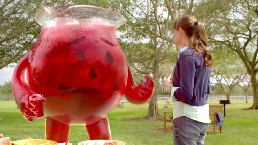 Kool-Aid Liquid TV Commercial, 'Real Freaked Out'