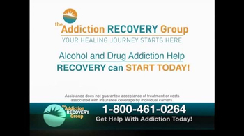 The Addiction Recovery Group TV Spot, 'First Day of the Rest of Your Life' - Thumbnail 10