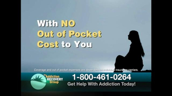 The Addiction Recovery Group TV Spot, 'First Day of the Rest of Your Life' - Thumbnail 6