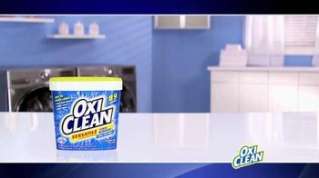 OxiClean Versatile TV Spot, 'Combata las manchas' [Spanish] - Thumbnail 9