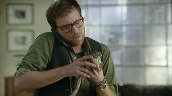 Discover Card TV Spot, 'Frog Protection' - Thumbnail 2