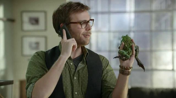 Discover Card TV Spot, \'Frog Protection\'