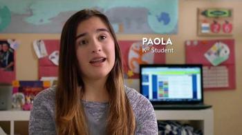 K12 TV Spot, 'Paola' - Thumbnail 2