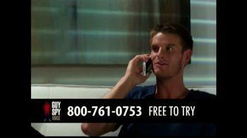 Guy Spy Voice TV Spot