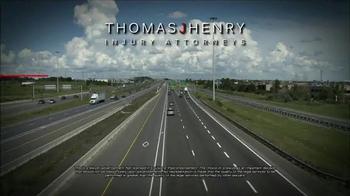 Thomas J. Henry Injury Attorneys TV Spot, 'Chevrolet, Saturn and Pontiac' - Thumbnail 1