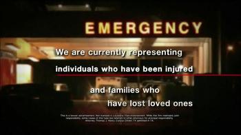 Thomas J. Henry Injury Attorneys TV Spot, 'Chevrolet, Saturn and Pontiac' - Thumbnail 4