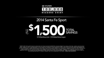 Hyundai 100,000 Reasons Event TV Spot, '10 Years' - Thumbnail 9