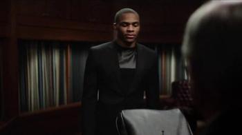 Jordan TV Spot, 'Tailored for Flight' Featuring Russell Westbrook - Thumbnail 6