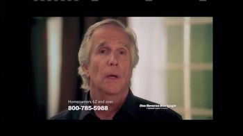 One Reverse Mortgage TV Spot, 'All the Facts' Featuring Henry Winkler