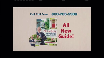 One Reverse Mortgage TV Spot, 'All the Facts' Featuring Henry Winkler - Thumbnail 7