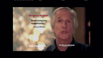 One Reverse Mortgage TV Spot, 'All the Facts' Featuring Henry Winkler - Thumbnail 3