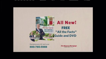One Reverse Mortgage TV Spot, 'All the Facts' Featuring Henry Winkler - Thumbnail 4