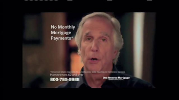 One Reverse Mortgage TV Spot, 'All the Facts' Featuring Henry Winkler - Thumbnail 6