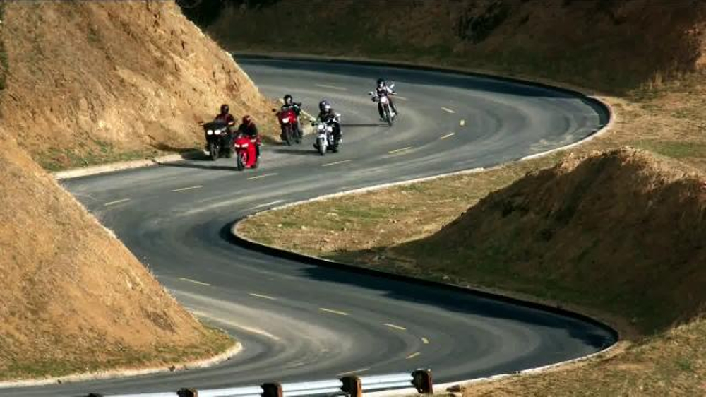 GEICO Motorcycle Insurance TV Commercial, Song by The ...