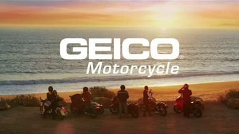 GEICO Motorcycle Insurance TV Spot, Song by The Wallflowers - Thumbnail 10