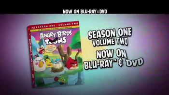 Angry Birds Season One Volume Two TV Spot, 'Birds Are Back' - Thumbnail 1