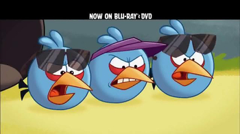 Angry Birds Season One Volume Two TV Spot, 'Birds Are Back' - Thumbnail 5