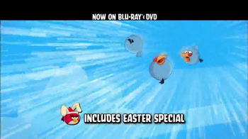 Angry Birds Season One Volume Two TV Spot, 'Birds Are Back' - Thumbnail 7