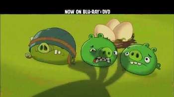 Angry Birds Season One Volume Two TV Spot, 'Birds Are Back' - Thumbnail 8