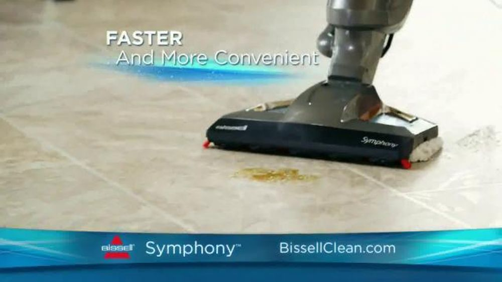 Bissell Symphony Tv Commercial Revolutionary Ispot Tv