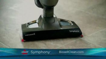 Bissell Symphony TV Spot, 'Revolutionary' - Thumbnail 1