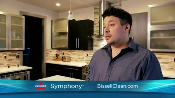Bissell Symphony TV Spot, 'Revolutionary' - Thumbnail 4